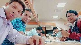 ロヒア送出5名のインド人技能実習生入国後研修技能