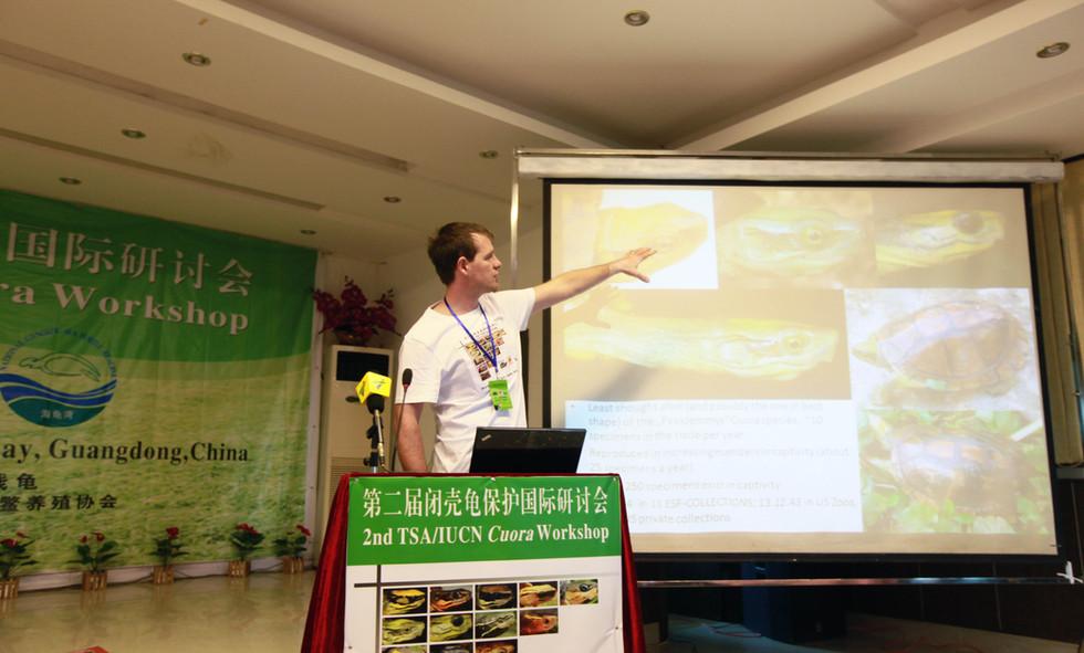 presentation Cuoraworkshop Gangkou 2011.