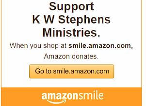 K W STEPHENS MINISTRIES AMAZON SMILE DON