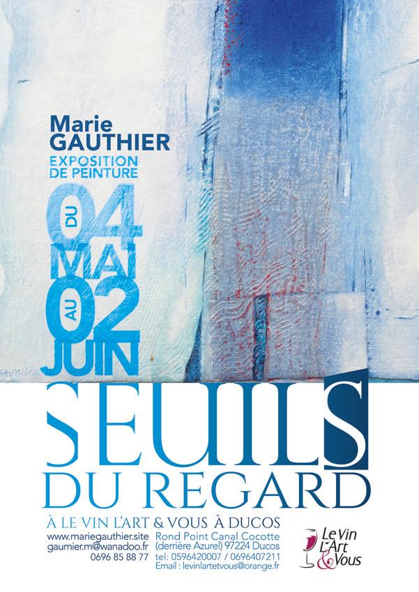 """""""Seuils du regard"""" , exposition à venir !"""