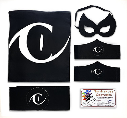 MyTinyHeroes CATWOMAN Costume