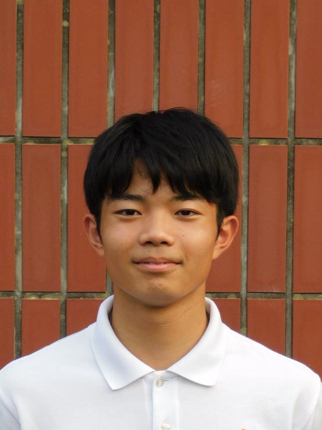 たまかわ そうしん 玉川 颯信  3年生  背番号 87  レフトハンド  身長 166cm  体重 57kg  北陵中学校 出身