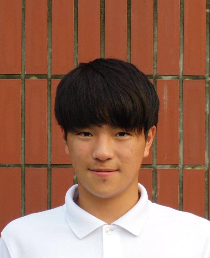 たけうち たかとし 竹内 誠勇  2年生  背番号 91  レフトハンド  身長 166cm  体重 62kg  熱海中学校 出身