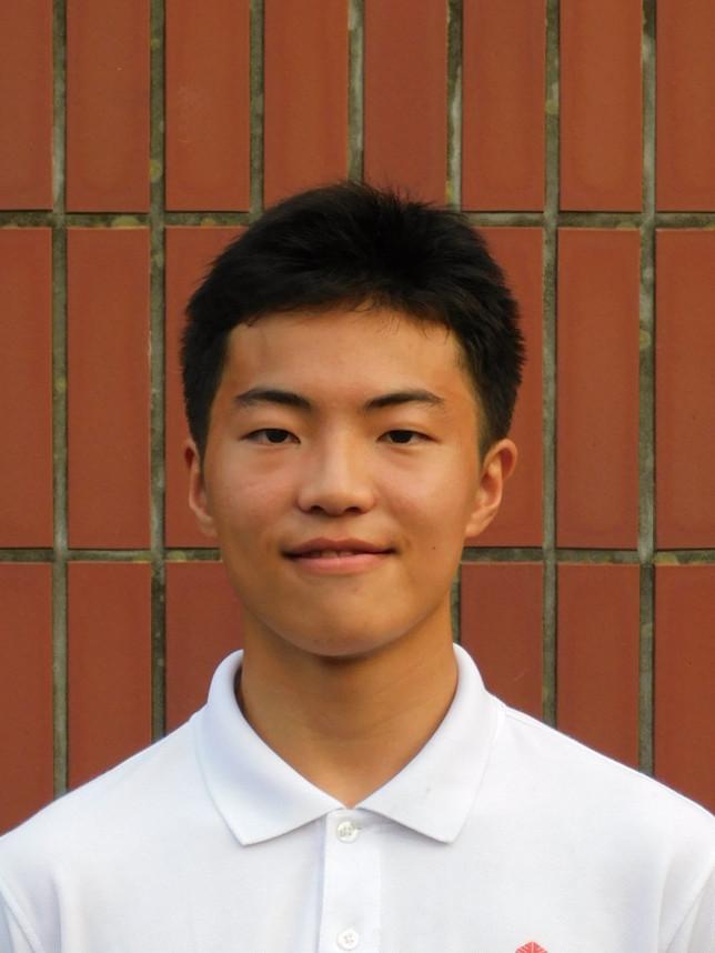 くまの かんた 熊野 栞大  3年生  背番号 16  レフトハンド  身長 165cm  体重 59kg  八戸第二中学校 出身