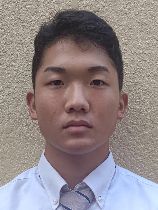ふじえ あらた 藤江 新汰  2年生  背番号 76  ライトハンド  身長 177cm  体重 77kg  富士吉田ソニックス 出身