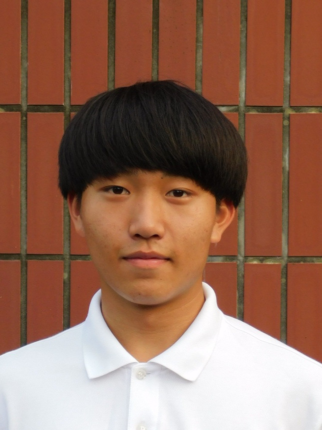 きむら りおん 木村 璃音  3年生  背番号 55  レフトハンド  身長 165cm  体重 63kg  飯塚シャークス 出身