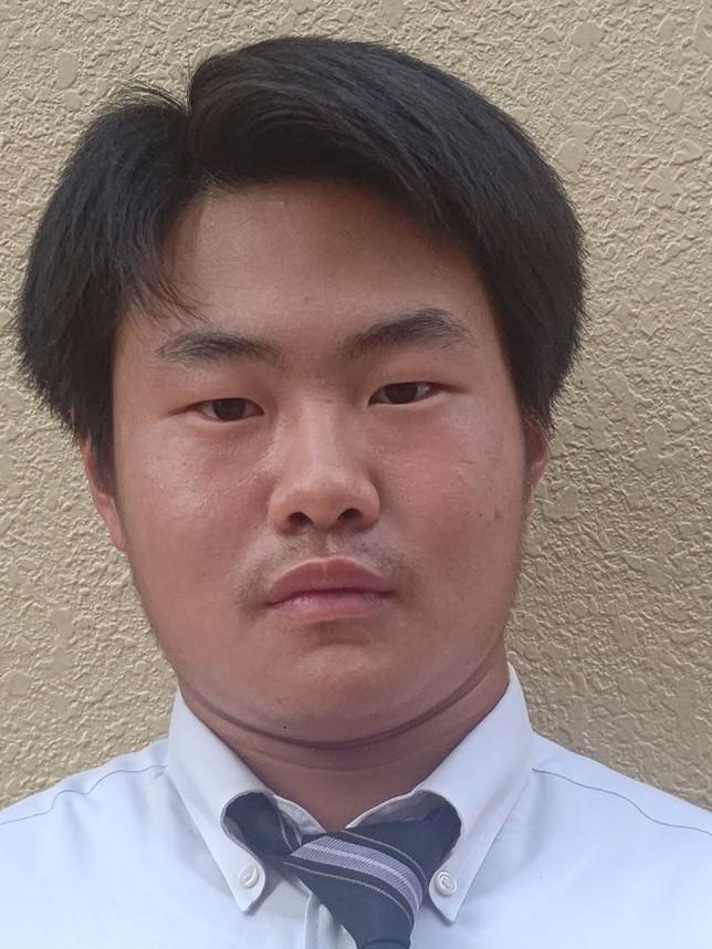 いずみ たくみ 和泉 匠  3年生(C)  背番号 39  ライトハンド  身長 175cm  体重 80kg  仙台ジュニア 出身