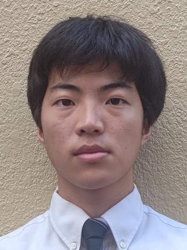 くまの かんた 熊野 栞大  3年生  背番号 16  レフトハンド  身長 163cm  体重 60kg  八戸第二中学校 出身