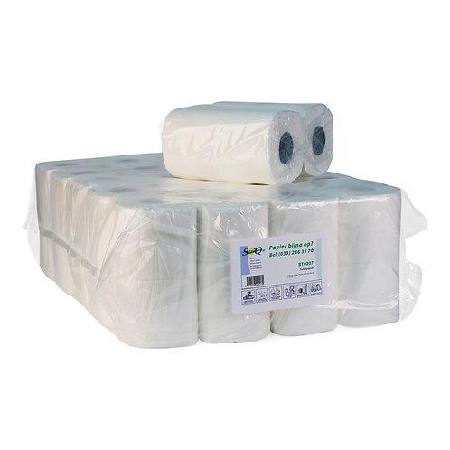 ECO Toiletpapier 400vel 2 lgs Super tissue