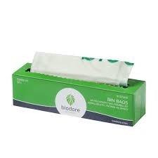Bio Composteerbare afvalzakken 70x110 - Korting 10% bij aanschaf peromdoos