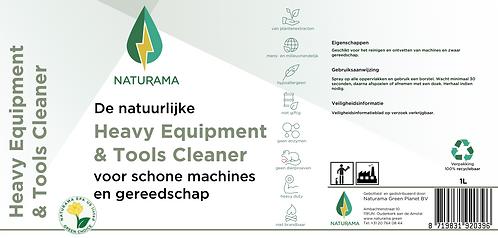 Heavy Equipment & Tool Cleaner