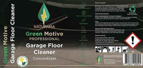 Garage Floor Cleaner