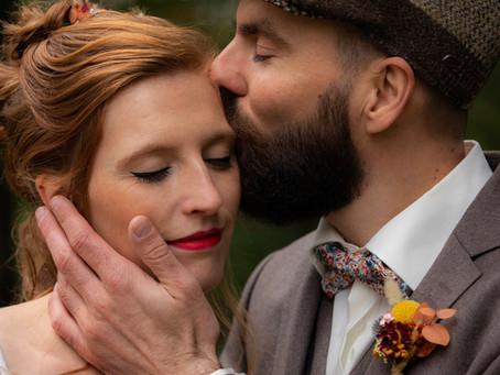Mariage : séance photos de couple