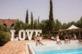 mariage domaine marrakech