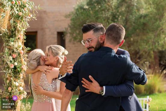 mariage marrakech-cérémonie laique cop