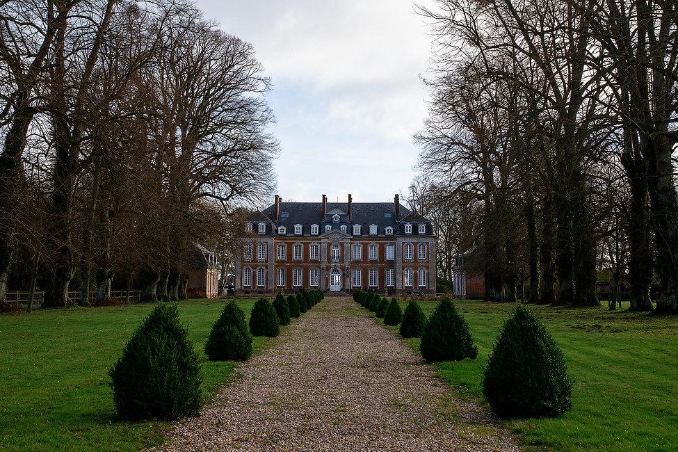mariage chateau carsix - normandie - pho