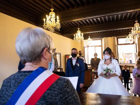 Covid : Reporter son mariage ?