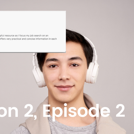 Season 2, Episode 3 - Moving Up? #ImNewHerePodcast