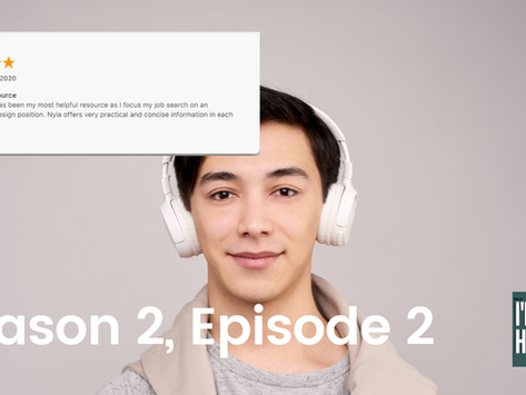 Season 2, Episode 2 - What is Entry-Level, Anyway? #ImNewHerePodcast