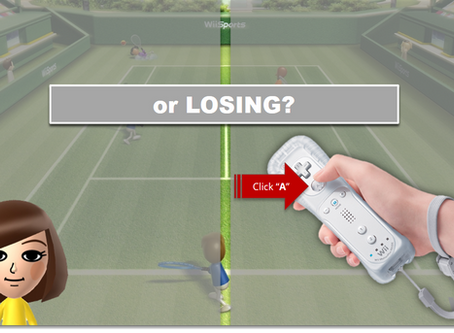 #ELHChallenge 239: Online Tennis Training and Instruction with E-Learning