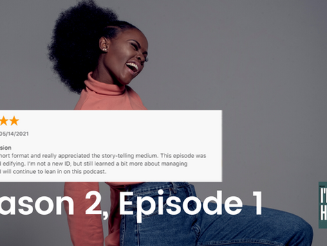 Season 2, Episode 1 - Heeeey, How Ya'll Doin? #ImNewHerePodcast