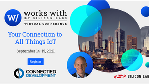 Connected Development to Participate in Silicon Labs' Works With Conference
