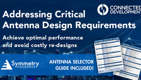 Addressing Critical Antenna Design Requirements