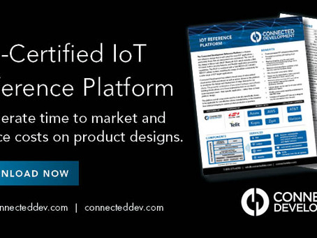 Pre-Certified IoT Reference Platform