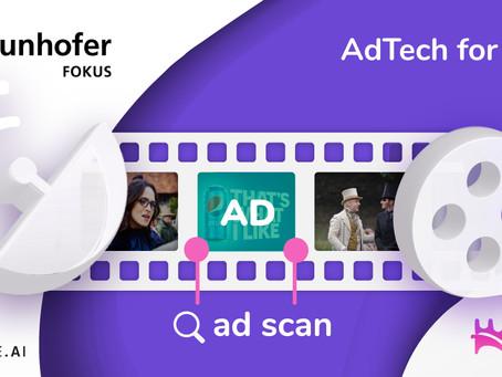 Norigin Media, Fraunhofer FOKUS and Nowtilus: New AdTech Solution