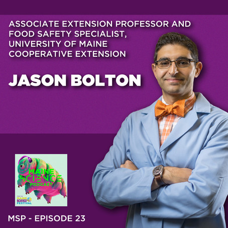 Maine Science Podcast – episode 23