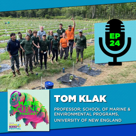 Maine Science Podcast – episode 24