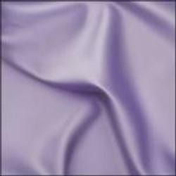 Lavender Crepe Satin