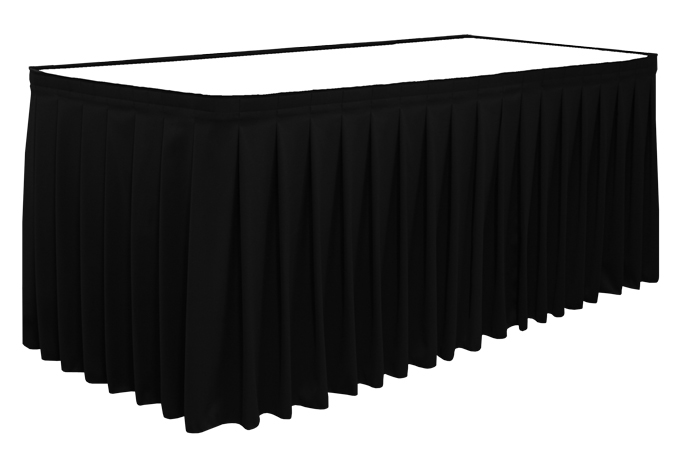 Black 13 Ft Skirting