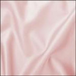 Pink Crepe Satin
