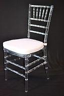 Clear Chiavari Chair
