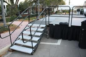 Stage Steps