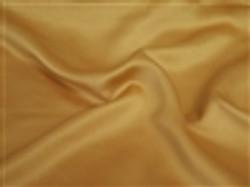 Gold Crepe Satin