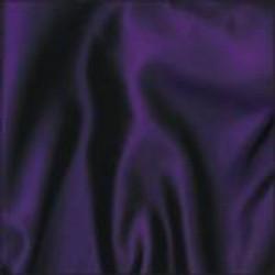 Purple Crepe Satin