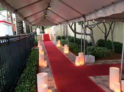 Custom Red Carpet