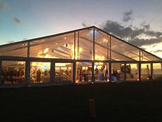 Clear Structure Tent