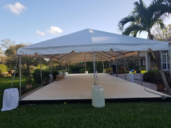 20X50 Frame Tent