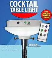 Table Pole Lights