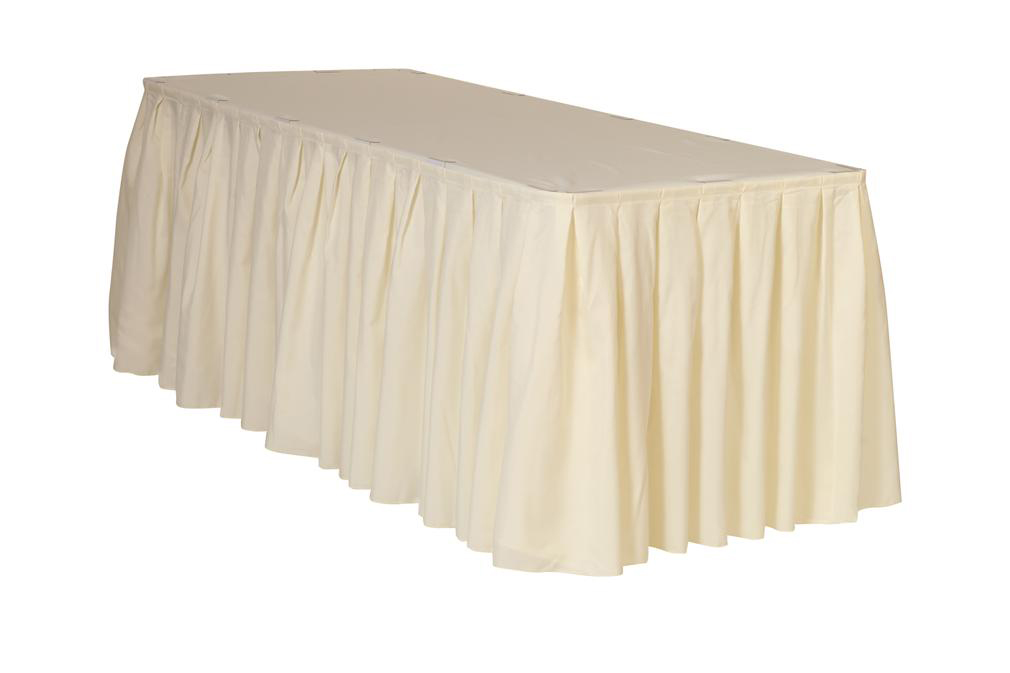 Ivory 13 Ft Skirting