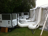Air Condition Units with Generator