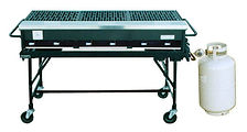 "54"" Gas Grill"