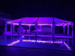 LED Tent Rope Lights