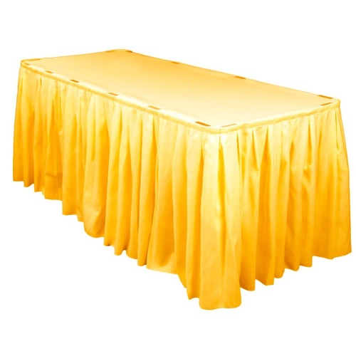 Yellow 13 Ft Skirting