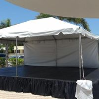 Stage & Tent