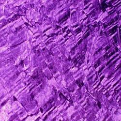 Purple Crushed Satin