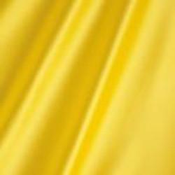 Yellow Crepe Satin